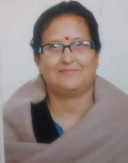 Mrs. Kokila Rongta Principal of IIN SHIMLA