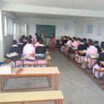 Classroom Indian Institute of Nursing